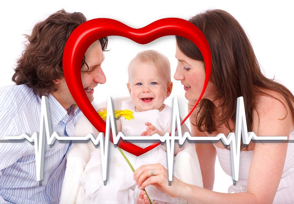 Bébé en santé