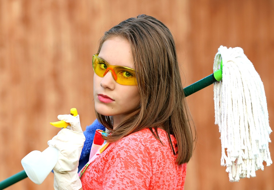 Astuces de nettoyage